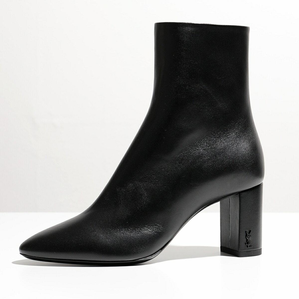 ブーツ, その他 SAINT LAURENT 529350 0RRVV 7cm 1000NERO