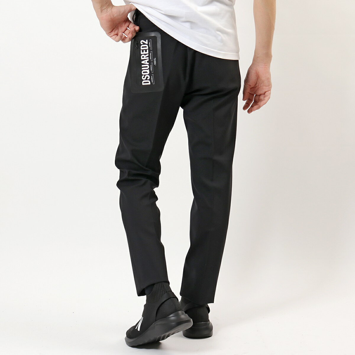 メンズファッション, ズボン・パンツ DSQUARED2 S71KB0290 S40320 Hockney Pants 900