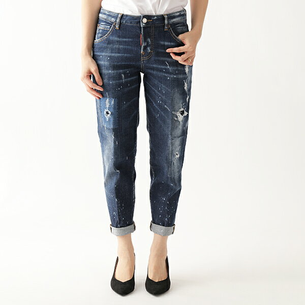 ボトムス, パンツ DSQUARED2 S75LB0111 S30342 HOCKNEY JEAN 470