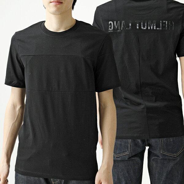 トップス, Tシャツ・カットソー HELMUT LANG I10HM522 BAND SEAM T 001-BLACK