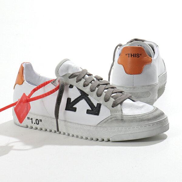 メンズ靴, スニーカー OFF-WHITE VIRGIL ABLOH OMIA042E19D68048 2.0 SNEAKER 0119WHITE