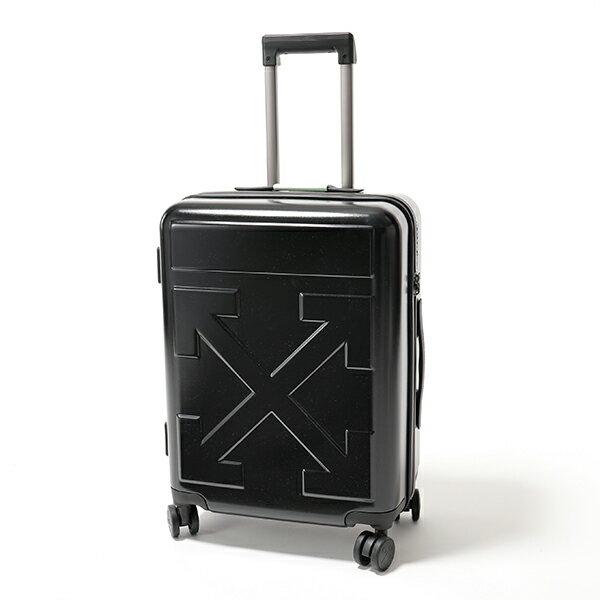 バッグ, スーツケース・キャリーバッグ OFF-WHITE VIRGIL ABLOH OMNG005F19F61031 1010 ARROW TROLLEY