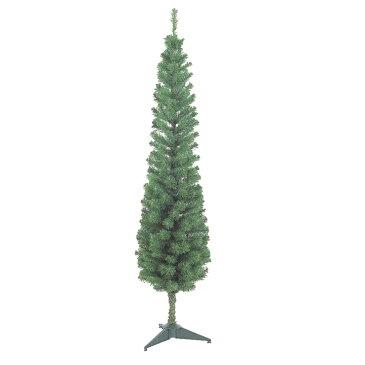【送料無料】防炎 スタイリッシュな150cmスレンダーツリー クリスマスツリー (クリスマス デコレーション モチーフ/ディスプレイ オーナメント イルミネーション ツリー)