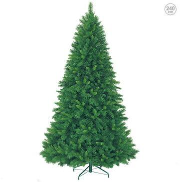 自然な感じのミックスタイプ&ボリューム感あり240cmミネソタツリー クリスマスツリー 今年の新作続々入荷 (クリスマス/デコレーション/モチーフ/ディスプレイ/オーナメント/イルミネーションやクリスマスツリーで楽しく装飾・・・プレゼントに・・・