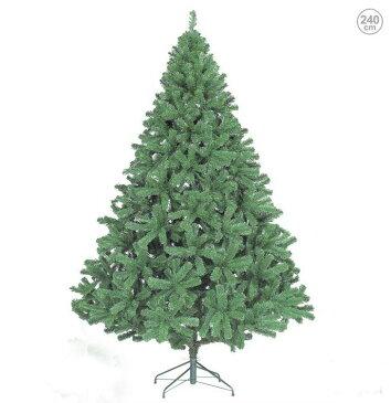 防炎 型くずれしないパインツリー240cm 今年の新作続々入荷(クリスマス/デコレーション/モチーフ/ディスプレイ/オーナメント/イルミネーションやクリスマスツリーで楽しく装飾・・・プレゼントに・・・