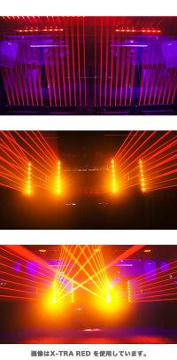 X-TRAREDBLUEe-liteイーライトムービングレーザーLED舞台照明演出照明音響機器PA機器販売価格