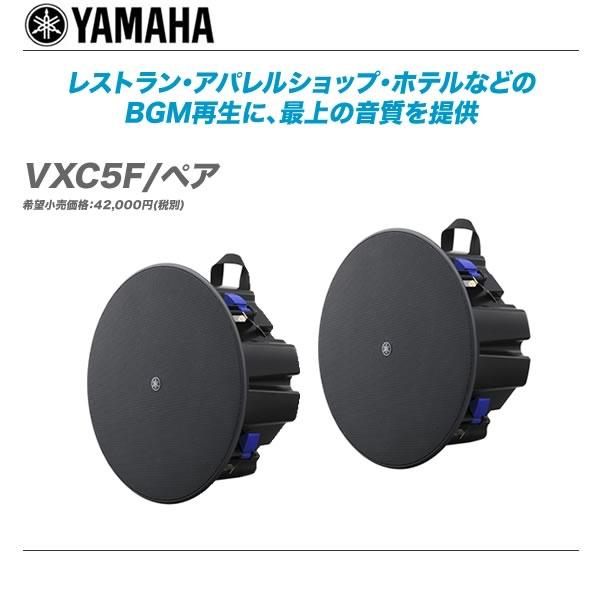 スピーカー, フルレンジ YAMAHAVXC5F