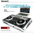 NUMARK デジタル DJコントローラー N4 【沖縄・北海道含む全国配送料無料!】