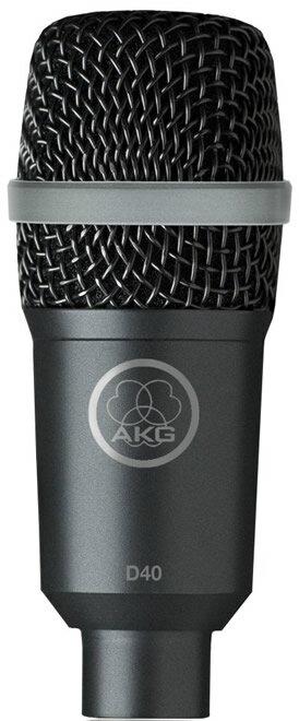 DAW・DTM・レコーダー, その他 AKG D40
