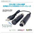 NICOLAUDIE(ニコラウディー)DMXインターフェース 『SUSHI-DS』【代引き手数料無料!!】