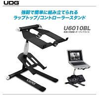 UDGレコードバッグDJTrolleyToGo-Black/GreyStripeU9870BG販売