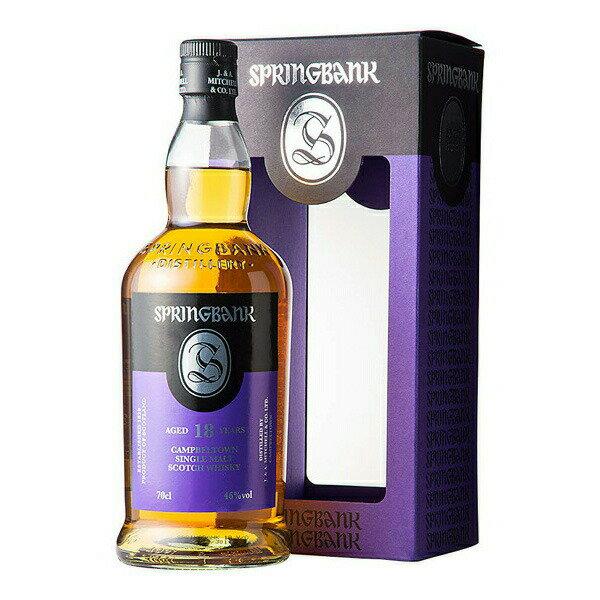 スコッチ・ウイスキー, モルト・ウイスキー  18 46 700ml