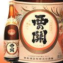 大分県 萱島酒造西の関 上撰 1800ml日本酒 清酒 大分 Nishinoseki