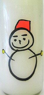 日本酒仙禽雪だるまにごり酒1800ml【株式会社せんきん】