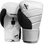 HAYABUSA[ハヤブサ]T3ボクシンググローブ(白/黒)/ボクシングキックボクシングMMA格闘技隼BJJブラジリアン柔術スポーツフィットネストレーニング