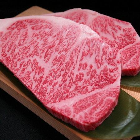 黒毛和牛ステーキ肉 讃岐牛・オリーブ牛サーロインステーキ200g〜220g 1枚