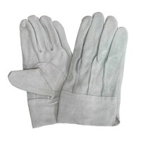 作業用皮手袋(牛床革手袋背縫い)皮手袋お買い得120双