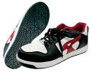AW-600 AW 610●AW-600 610エアウォーク AW 510( AIRWALK)レッド*ホワイト 安全靴