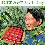那須家のトマト桃太郎またはりんか秀品約4kg