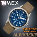TIMEX【TW4B01800】EXPEDITION SCOUT ME...