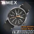 TIMEX【TW4B01900】EXPEDITIONSCOUTMETALタイメックスエクスペディションスカウトメタルメンズクォーツ腕時計レザーベルトアウトドア並行輸入【新品】『宅配便』で全国*送料無料*