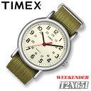 TIMEX【T2N651】WEEKENDER CENTRAL...