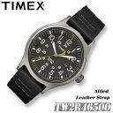TIMEX【TW2R46500】ALLIED 40MM タイ...