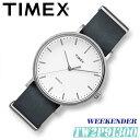 TIMEX TW2P91300 WEEKENDER FAIR...