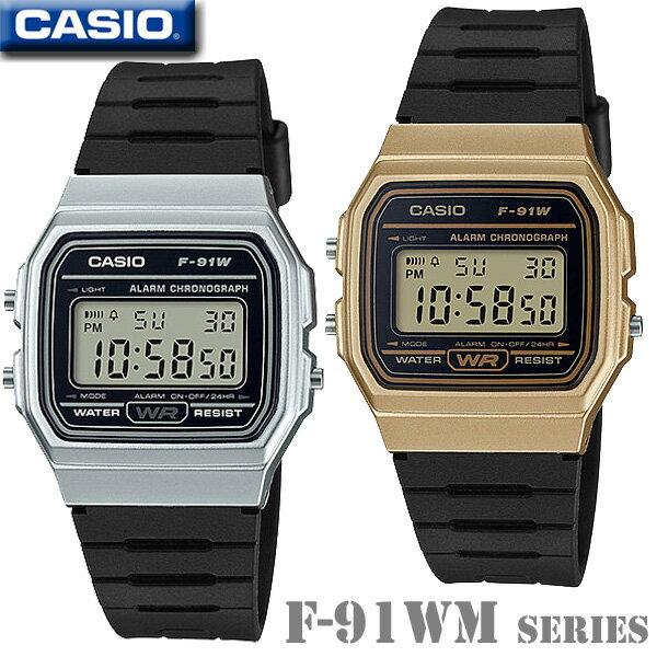 CASIO f91w watch CASIO F-91WM Series Standard Di...