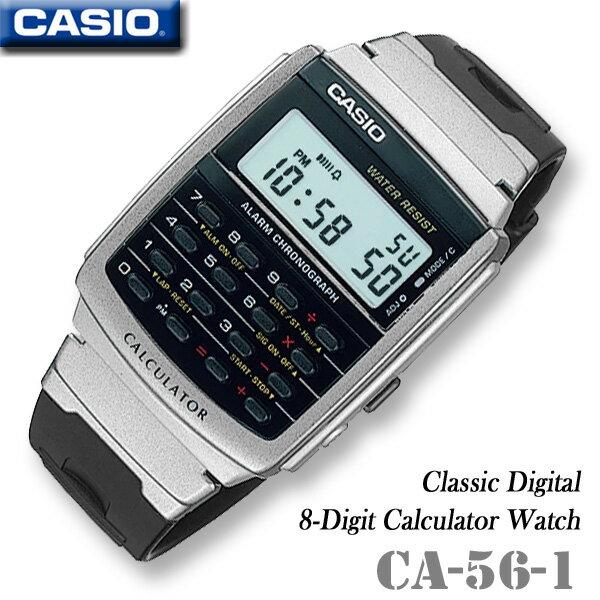 CASIO Calculator Watch CASIO CA-56-1 CALCULATOR