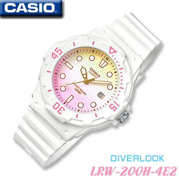 CASIO Dive watch CASIO LRW-200H-4E2 DIVERLOOK ST...