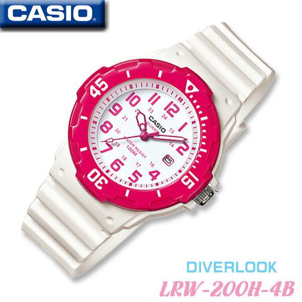 CASIO Dive watch CASIO LRW-200H-4B DIVERLOOK STA...