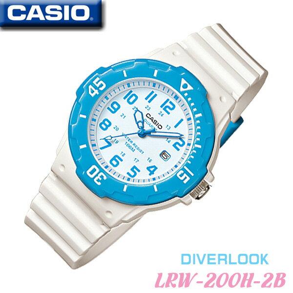 CASIO Dive watch CASIO LRW-200H-2B DIVERLOOK STA...
