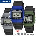 46b783b343 Num.11 CASIO F-91WM Standard Digital カシオ スタンダード デジタル クォーツ 腕時計【 F-91WM-
