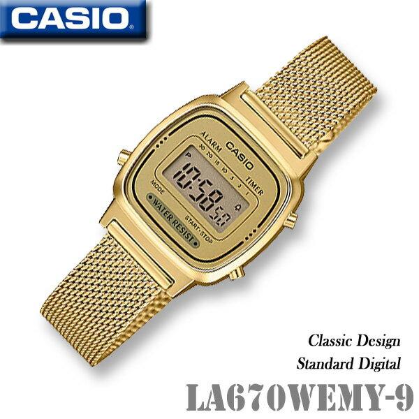 CASIO vintage watch CASIO LA670WEMY-9 Vintage de...
