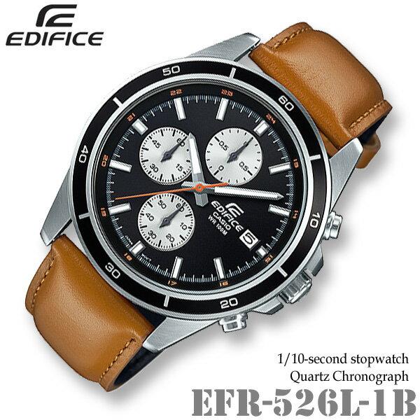 腕時計, メンズ腕時計 CASIO EDIFICE EFR-526L-1B 110 10