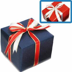 【A】包装紙リボン掛けラッピング 【宅配便専用】※メール便ではご利用できません。(2-3営業日以内に発送)