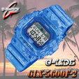 【あす楽対応】CASIOGLX-5600F-2カシオG-SHOCKGショック腕時計GライドG-LIDE花柄青ブルー【国内GLX-5600F-1JFと同型】海外モデル【新品】