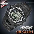 CASIOG-SHOCKGW-2310-1カシオGショック電波ソーラー腕時計マルチバンド6【国内GW-2310-1JFと同型】海外モデル【新品】