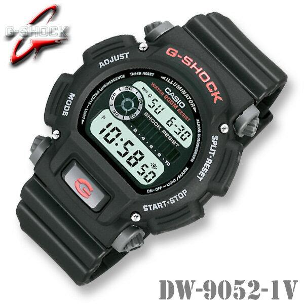 腕時計, メンズ腕時計 CASIO G-SHOCK DW-9052-1V G-SHOCK G BASIC DIGITAL