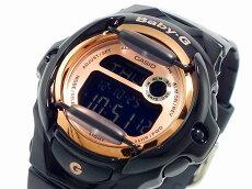 在庫有り!即納可【あす楽対応】CasioカシオBaby-GベビーGBG-169G-1レディース腕時計黒ブラック×ピンクゴールド【国内BG-169G-1JFと同型】海外モデル【新品】