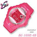 Casio Baby-G BG-169R-4B カシオ ベビーG レディース 腕時計 ピンク Col ...