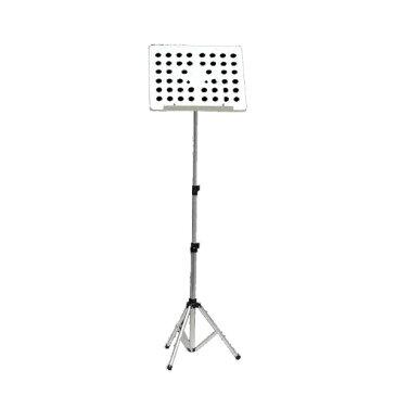 GID / GL-05 (SILVER) 【専用キャリンバッグ付属】 オーケストラタイプ 軽量折り畳み式譜面台