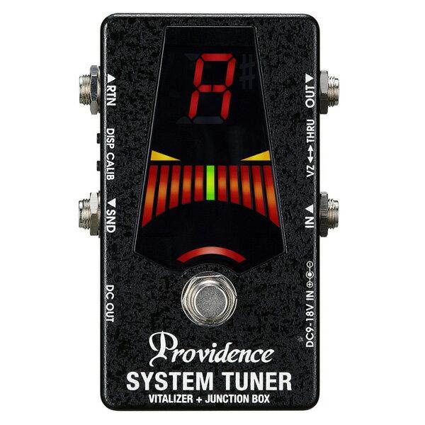 ギター用アクセサリー・パーツ, エフェクター PROVIDENCE() STV-1JB System Tuner VitalizerJunction Box - VITALIZER -