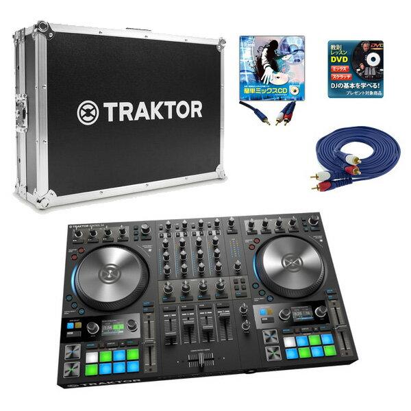 DJ機器, DJコントローラー 5 TRAKTOR KONTROL S4 MK3 Native Instruments()