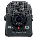 Zoom(ズーム) / Q2n-4K - 4K フルHD撮影対応 ハンディ・ビデオ・レコーダー 【次回納期未定】