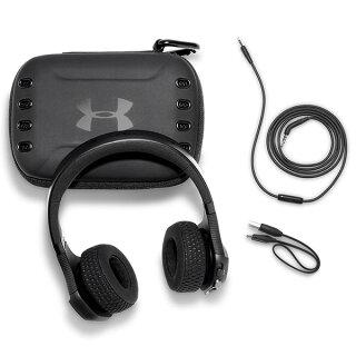 JBL/UASPORTWIRELESSTRAIN防汗・防水機能(IPX4対応)Bluetooth対応ワイヤレスヘッドホン【UNDERARMOURコラボヘッドホン】ジェービーエル直輸入品