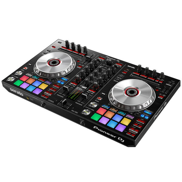 DJ機器, DJコントローラー 3 Pioneer() DDJ-SR2 Serto DJ PCDJ