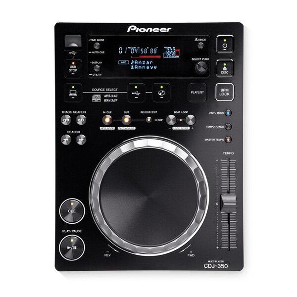 DJ機器, CDJプレイヤー 1 Pioneer() CDJ-350 - USBUSBrekordbox -