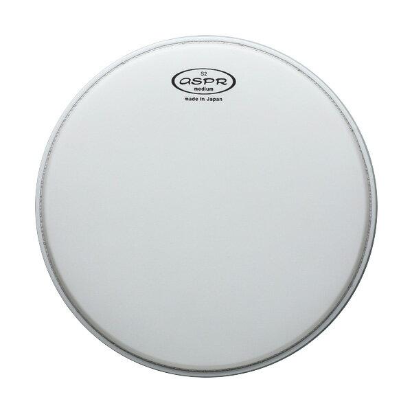 ドラム, ドラムヘッド aspr() 2PLY drumhead S2 series Coated Medium Type 10 S2CM10 2